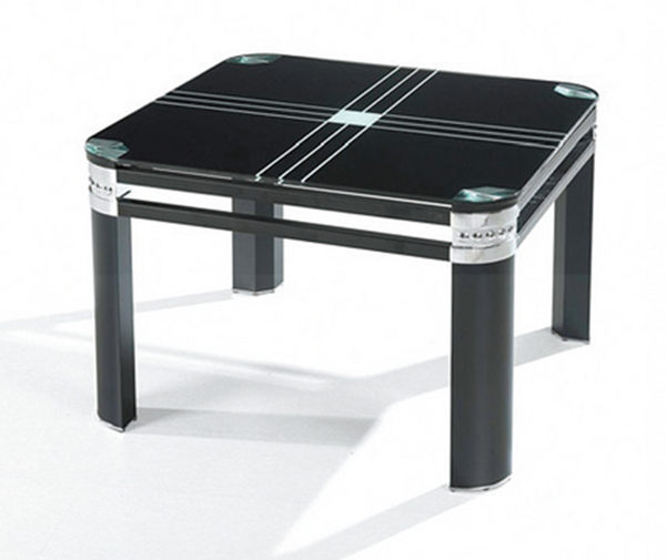 【 IS空間美學】K45S玻璃小茶几(兩款尺寸可選)
