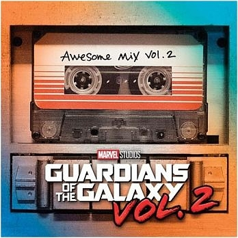 星際異攻隊 2 電影原聲帶 CD OST Guardians of the Galaxy Vol.2 Awesome Mix Vol.2 免運 (購潮8)