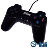 e-kit 逸奇《UPG-701 經典款USB遊戲搖桿》