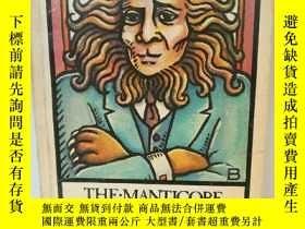 二手書博民逛書店羅伯遜·戴維斯罕見The Manticore by Robert