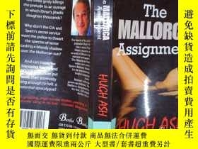 二手書博民逛書店The罕見Mallorca Assignment(詳見圖)Y65