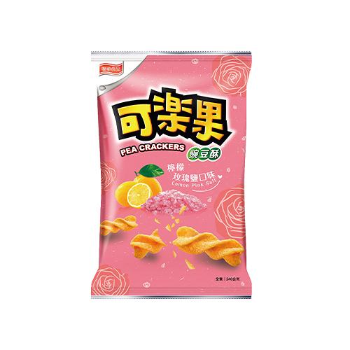 聯華可樂果(檸檬玫瑰鹽)240g【寶雅】