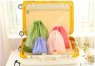 可愛卡通束口袋 防水衣物收納袋 旅行袋 多功能收納包 收納袋