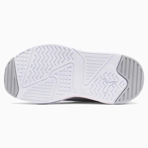 PUMA X-Ray AC PS 童鞋 中童 休閒 網布 透氣 拼接 白 粉【運動世界】 37292105