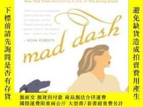 二手書博民逛書店【罕見】Mad Dash: A NovelY171274 Pat