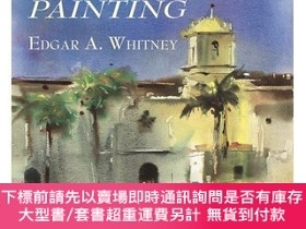 二手書博民逛書店Dover罕見Art Instruction: Complete Guide to Watercolor Pain