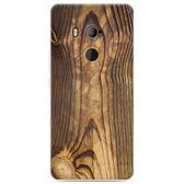 HTC U11 EYES外殼 仿木紋彩繪手機殼U11eyes防摔軟矽膠全包保護套  檸檬衣舍