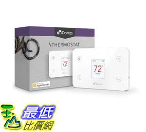 [107美國直購] 恒溫器 iDevices Thermostat - Wi-Fi Thermostat Works with Alexa