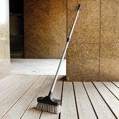 硬毛長柄地刷地板刷廚房衛生間浴室地磚刷子地毯清潔刷子清洗保潔【好康八九折下殺】
