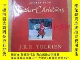 二手書博民逛書店托爾金聖誕老爸的信件罕見Letters From Father