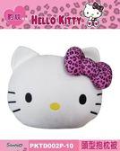 車之嚴選 cars_go 汽車用品【PKTD002P-10】Hello Kitty 粉紅豹紋系列 涼被抱枕 舒眠被 四季被 薄毯/被