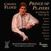 【停看聽音響唱片】【CD】卡萊爾.弗洛伊德:戲國王子 (2CD兩幕歌劇,世界首錄)