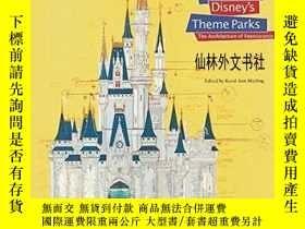 二手書博民逛書店【罕見】1998年出版 Designing Disney s T