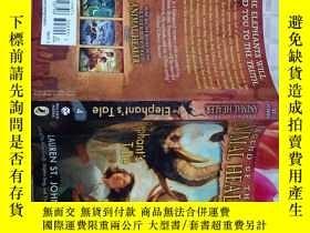 二手書博民逛書店LEGEND罕見OF THE ANIMAL HEALER THE ELEPHANT S TALE 4Y2147