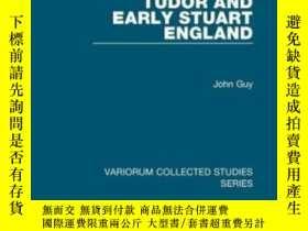 二手書博民逛書店Politics,罕見Law And Counsel In Tudor And Early Stuart Engl