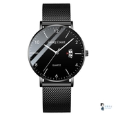 機械手錶 蟲洞概念高中全自動超薄手錶男士學生石英潮流初中機械錶防水男錶 多色