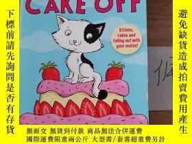 二手書博民逛書店The罕見Great Kitten Cake OffY246207