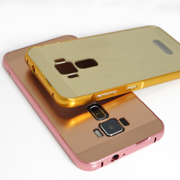 【 鋁邊框+背蓋】華碩  ASUS Zenfone 3 ZE552KL 5.5吋 Z012DA 防摔殼/手機保護套/保護殼/硬殼/手機殼/背蓋