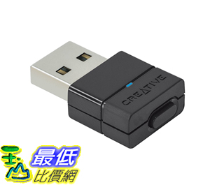 [106美國直購] 接收器 Creative BT-W2 USB Transceiver