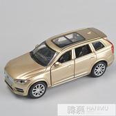 汽車模型奔馳GL500金屬仿真越野車六開門兒童玩具 韓慕精品