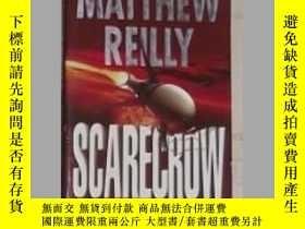 二手書博民逛書店英文原版罕見Scarecrow by Matthew Reill