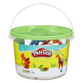 黏土 培樂多Play-Doh 創意DIY黏土 動物造型迷你遊戲桶 23414