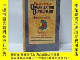 二手書博民逛書店practicing罕見organization develop
