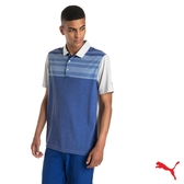 PUMA GOLF CROSSINGS POLO 男運動機能翻領上衣 藍 576132 01