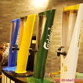 酒炮sd16款酒炮發光扎啤酒炮桶機器3升酒塔分酒器酒吧KTV紅酒酒柱廠家MKS摩可美家