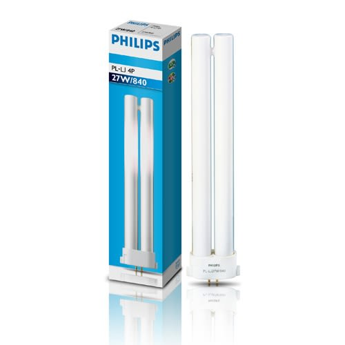 Philips飛利浦 PL-LJ燈管27W白光【愛買】