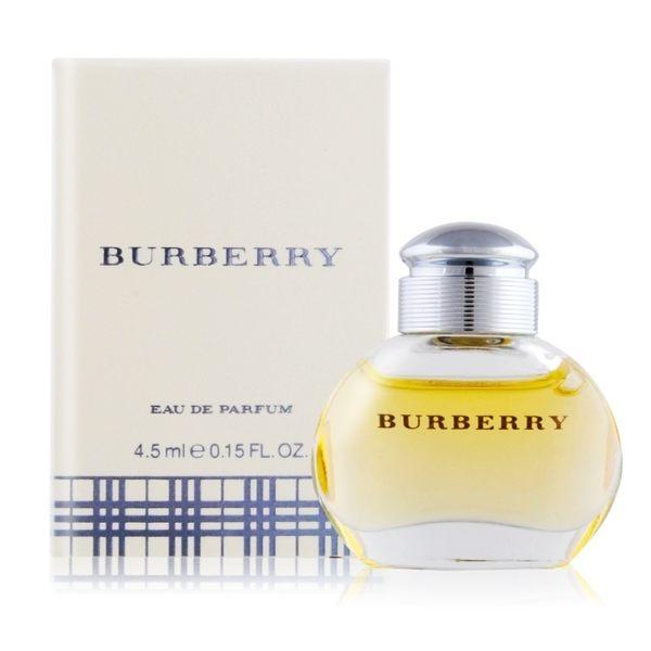 BURBERRY 同名女性淡香精(4.5ml)