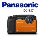 名揚數位 Panasonic DC-TS7 31米防水功能 (分12/24期0利率) 松下公司貨 登錄送BCM13(原電)*2+32G*1(3/31)