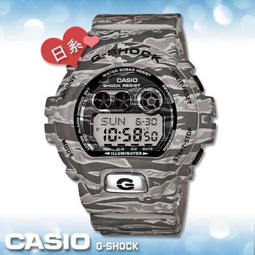 CASIO 卡西歐 手錶專賣店 GD-X6900TC-8 JF G-SHOCK 電子錶 日本版 橡膠錶帶 LED照明 整點響報