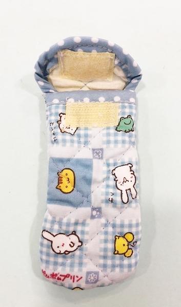 【震撼精品百貨】Pom Pom Purin 布丁狗~Sanrio 布丁狗印章套-藍#38400