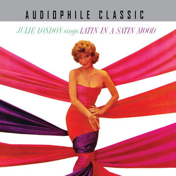 【停看聽音響唱片】【CD】JULIE LONDON sings LATIN IN A SATIN MOOD