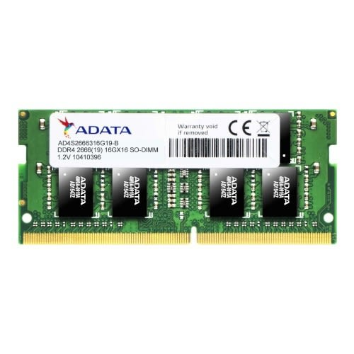 ADATA 威剛 Premier DDR4-2666 8G SO-DIMM (NB) 記憶體