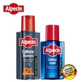 Alpecin C1咖啡因洗髮露250ml+頭髮液200ml-2019