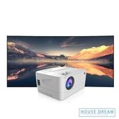 投影儀 投影儀YD500家用小型白天高清智能辦公培訓3D家庭影院小型投影機 HD