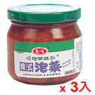 愛之味韓式泡菜185g*3罐【愛買】...