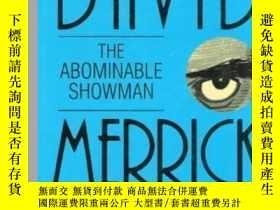 二手書博民逛書店David罕見Merrick - The Abominable Showman: The Unauthorized