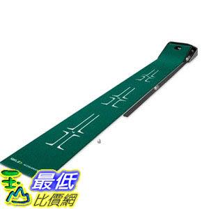 [104 美國直購] SKLZ PM01-000-02 Accelerator Pro Ball Return Putting Mat 高爾夫 推桿練習器 附回球道 $2623