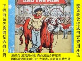 二手書博民逛書店COWBOY罕見ASM AND THE FAIR【精裝, 看圖】