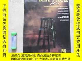 二手書博民逛書店The罕見Rat Pack Hits CD 平裝Y16690