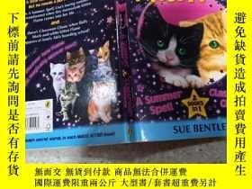 二手書博民逛書店magic罕見kitten a summer spell and classroom chaos:魔法小貓一個夏天