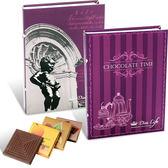 【Diva Life】巧克力書本 10盒裝(比利時純巧克力)