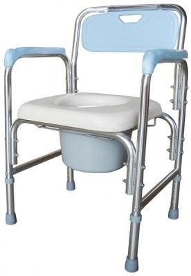 便器椅 鋁合金 無輪 不可收 FZK4316