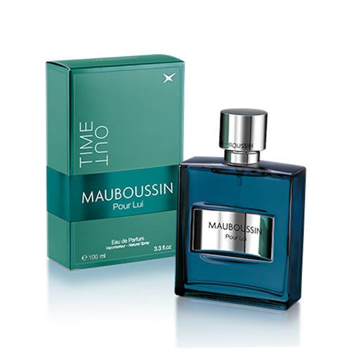 MAUBOUSSIN Pour Lui Time Out 夢寶星絕對瞬間男性淡香精 100ml