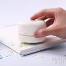迷你桌面吸塵器橡皮擦學生屑渣電動清潔小型充電吸橡皮擦 【快速出貨】