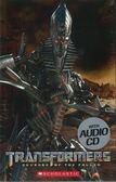 (二手書)Scholastic ELT Readers Level 2: Transformers: Revenge of the Fal..