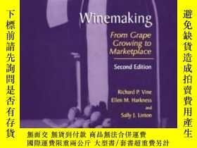 二手書博民逛書店罕見WinemakingY364682 Richard P. Vine Kluwer Academic ple